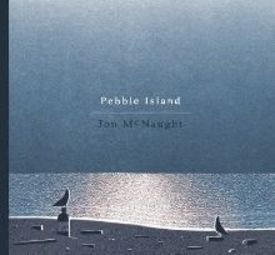 Medium pebbleisland