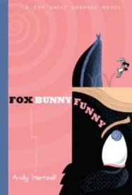 Medium fox bunny funny cover