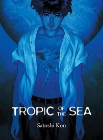 Medium tropic of the sea cover