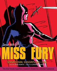 Medium miss fury anthology vaolume 2