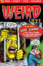 Medium weird love 1 cover