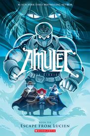 Medium amulet 6 cover