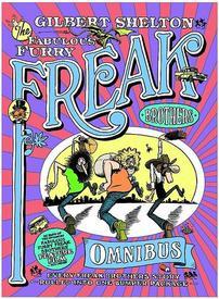 Medium freak brothers omnibus