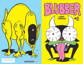 Medium blubber 1 cover page 001