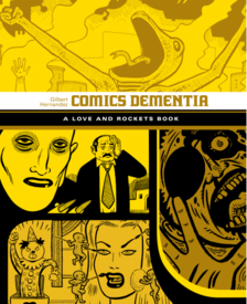 Medium comics dementia