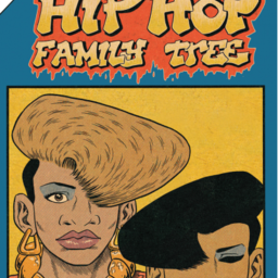 Frontgrid hip hop family4 cover