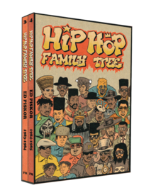 Medium hip hop family boxset2 3d