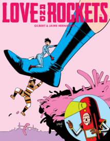 Medium love and rockets 3