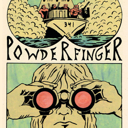 Frontgrid 1 powderfinger