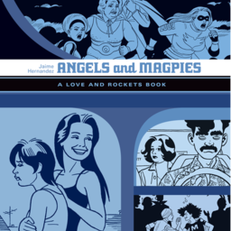 Frontgrid angels and magpies cover