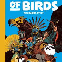 Frontgrid kingofbirds cover