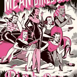 Frontgrid mean girls club pink dawn