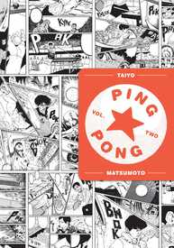Medium ping pong vol 2 9781974711666 hr