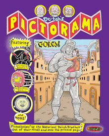 Medium bookcover picram